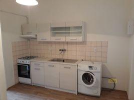 Pronájem bytu Praha 5 - Smíchov, byt 1+1, 35m2, zařízený
