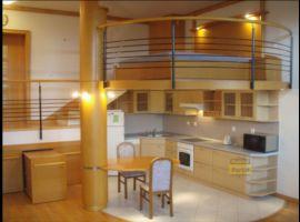 Pronájem bytu 1+kk/T, 60m2, Praha 9, novostavba, zařízený, garáž