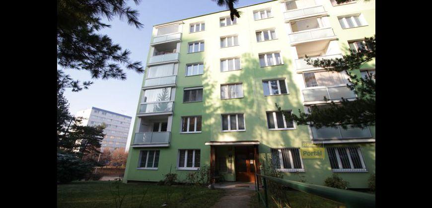 Prodej bytu P10 - Hostivař, 1+kk, 19,62m2, OV