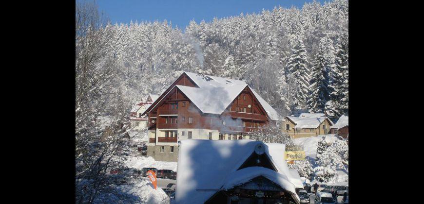 Prodej apartmánu 37m2 + balkon 4m2- Albrechtice vJizerských horách, OV
