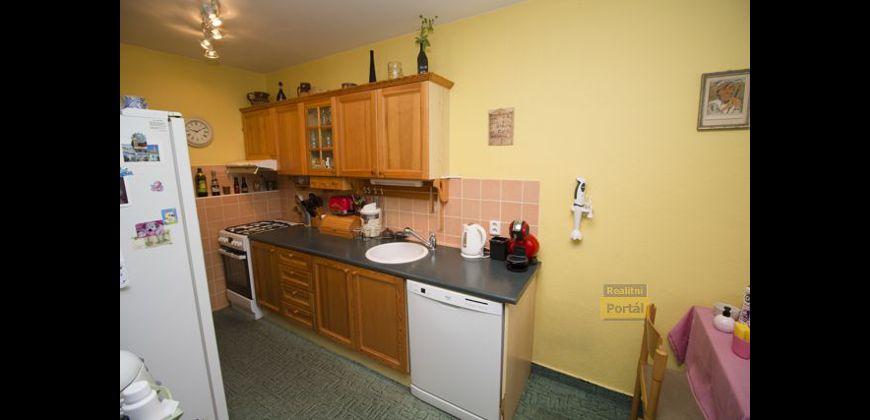 Prodej bytu 3+1/L, 89m2, Praha 5 - Lužiny, OV - hypo