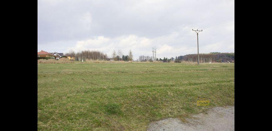 Prodej stavebního pozemku PV, Sulice - Nechánice, 1300m2, OV