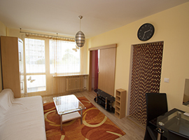 Pronájem bytu  2+kk, 38m2, Praha 4 - Krč, po rekonstrukci, zařízený
