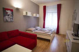 Pronájem bytu 2+kk, 50m2, Praha 3 - Žižkov,  po rekonstrukci, nezařízený