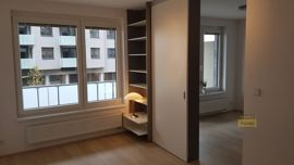 Pronájem bytu 2+kk/B, 52,7m2, Praha 9 - Prosek, nový