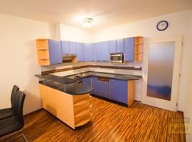 Pronájem bytu 2+kk/L, 55m2, Praha 9 - Letňany, nový, parkovací místo