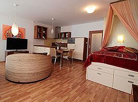 Pronájem bytu 2+kk v Praze 4, Chodov, byt po rekonstrukci