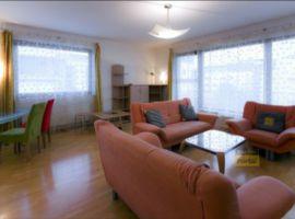 Pronájem bytu 3+kk/T, 117m2, Praha 6 - Vokovice, nový, zařízený, garážové stání