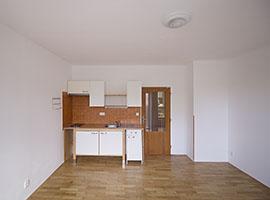 Pronájem bytu 2+kk/L, 43m2, Praha 8 - Čimice