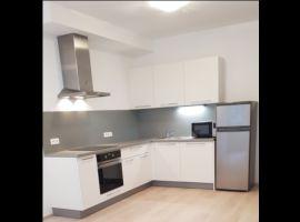 Pronájem bytu Kladno, byt 2+kk/B, 51,8 m2, Kladno - Kročehlavy