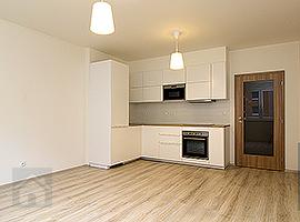 Pronájem bytu Praha 9, byt 2+kk, novostavba, garážové stání