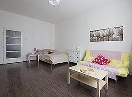 Pronájem bytu Praha 4, byt 1+kk, po úpravách