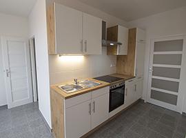 Pronájem bytu Praha 9, byt 2+1/L, 62m2, Praha 9 - Letňany