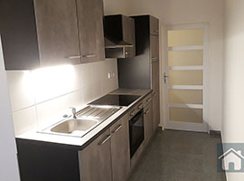 Pronájem bytu Praha 9, byt 2+1k/L, 62m2, Praha 9 - Letňany