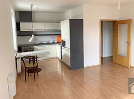 Pronájem bytu 2+kk, 57m2, Praha 5 - Zbraslav, nový, zařízený